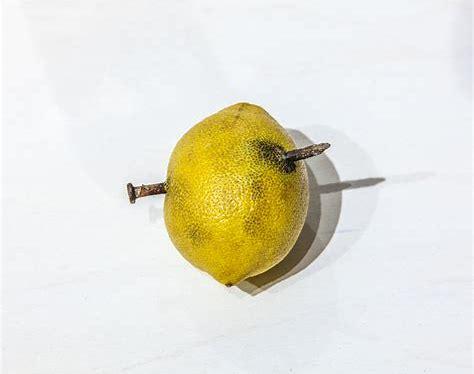 Rusty Nail through Lemon